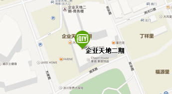 上海-企業天地