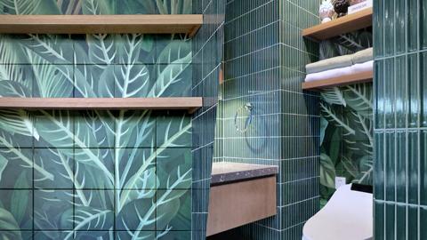 业良!设计师手绘图印瓷砖
