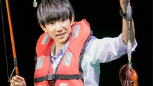 Records of TFBOYS 2014-10-05