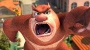 《熊出没之熊心归来》小袋鼠表演失误了