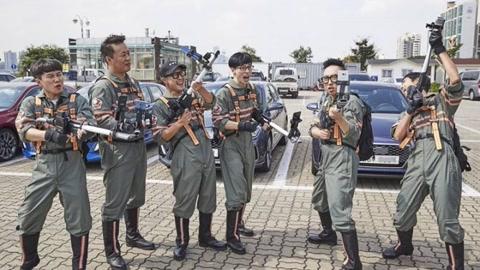 无挑儿Go追击战 郑俊河独自登南山