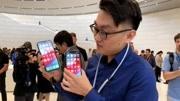 iPhone XS 系列现场上手:一大一小三配色,你会怎么选?