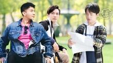 第1期:李晨坐轮椅套路钟汉良