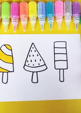 儿童简笔画,一起来画画吧