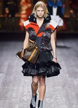 Louis Vuitton 2020秋冬巴黎时装秀