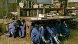 金陵十三釵:女學生被日本人發現,瘋狂逃竄,還是躲不掉