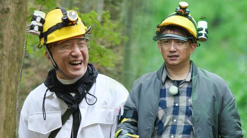 第3期:孙红雷暴力拆迁黄磊智力博弈 男人帮倡导环保守护生态