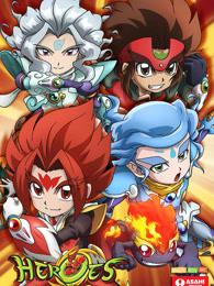HEROES:战斗盘传说