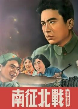 南征北战(独家修复版)海报封面