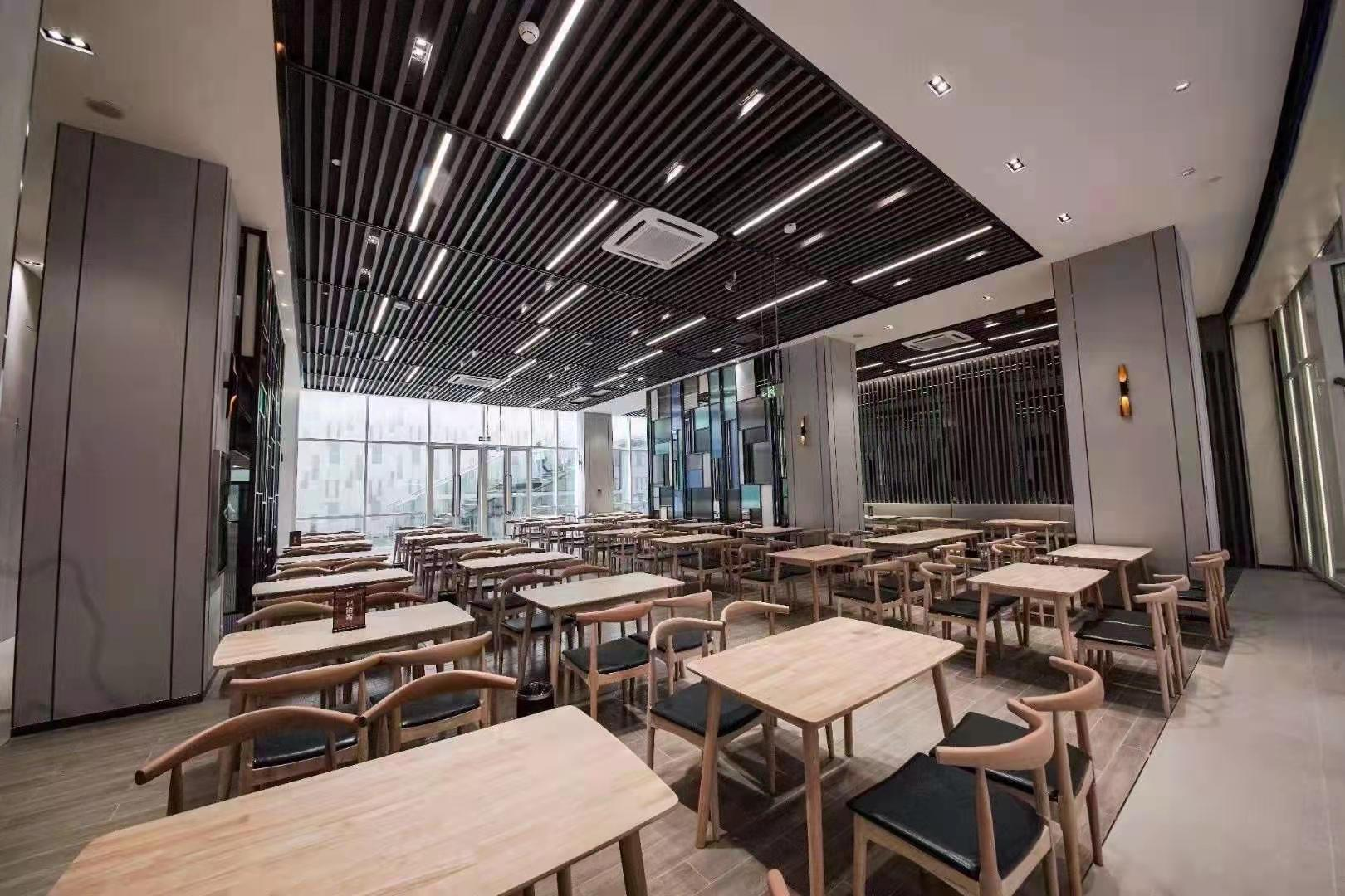 成都爱奇艺创新大厦-食堂