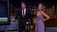 Blake Lively & Jimmy Fallon斗舞大赛