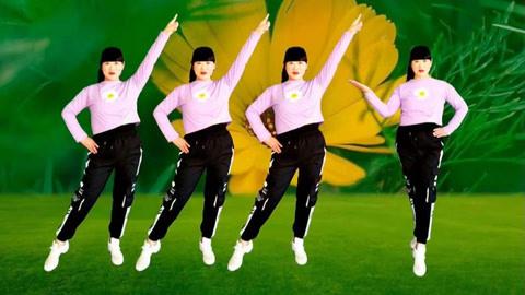 32步健身广场舞《怎么开心怎么过》好听又好看