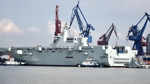 075两栖舰意义堪比航母